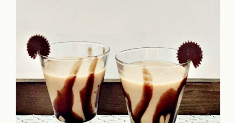 Make An Amazing Peanut Butter Whiskey Chocolate Martini