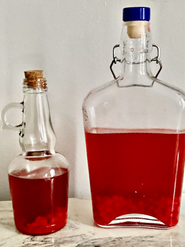 infused cinnamon whiskey