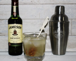 jameson irish whiskey lemonade