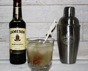 jameson irish whiskey lemonade