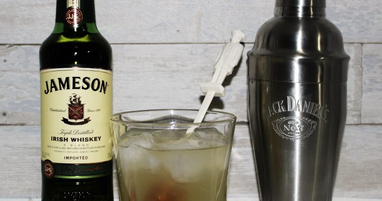 Make A Flavorful Irish Whiskey Lemonade Cocktail