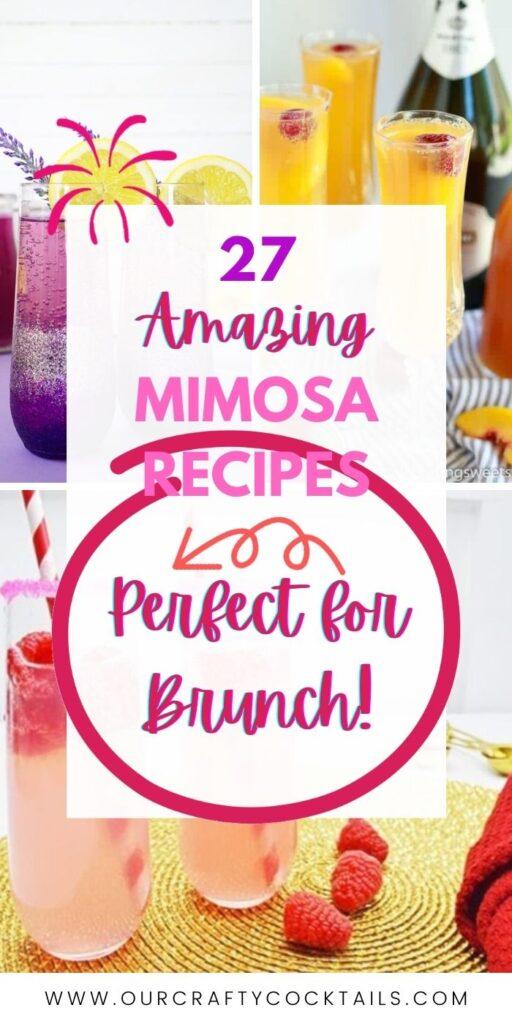 27 mimosa recipes