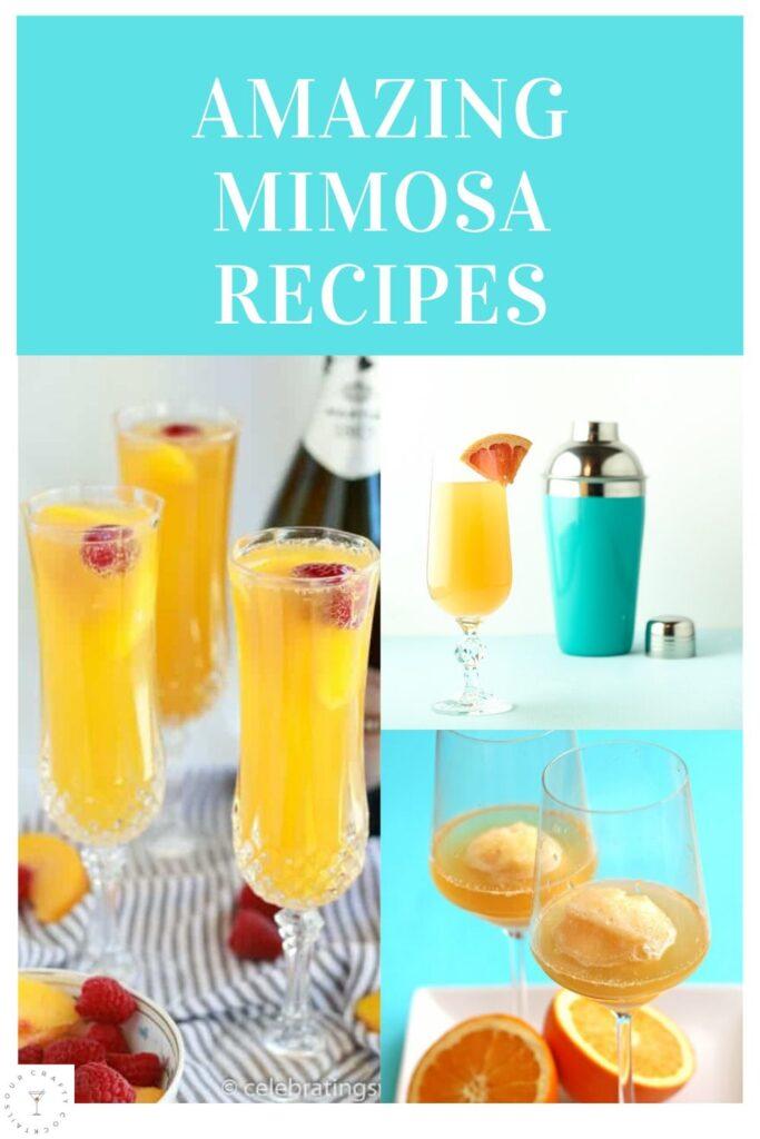 amazing mimosa recipes