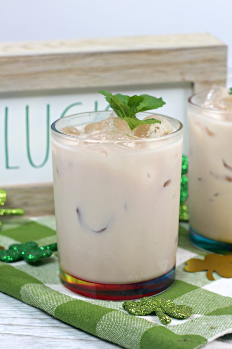 Jameson Irish Whiskey Milk Cocktail Recipe