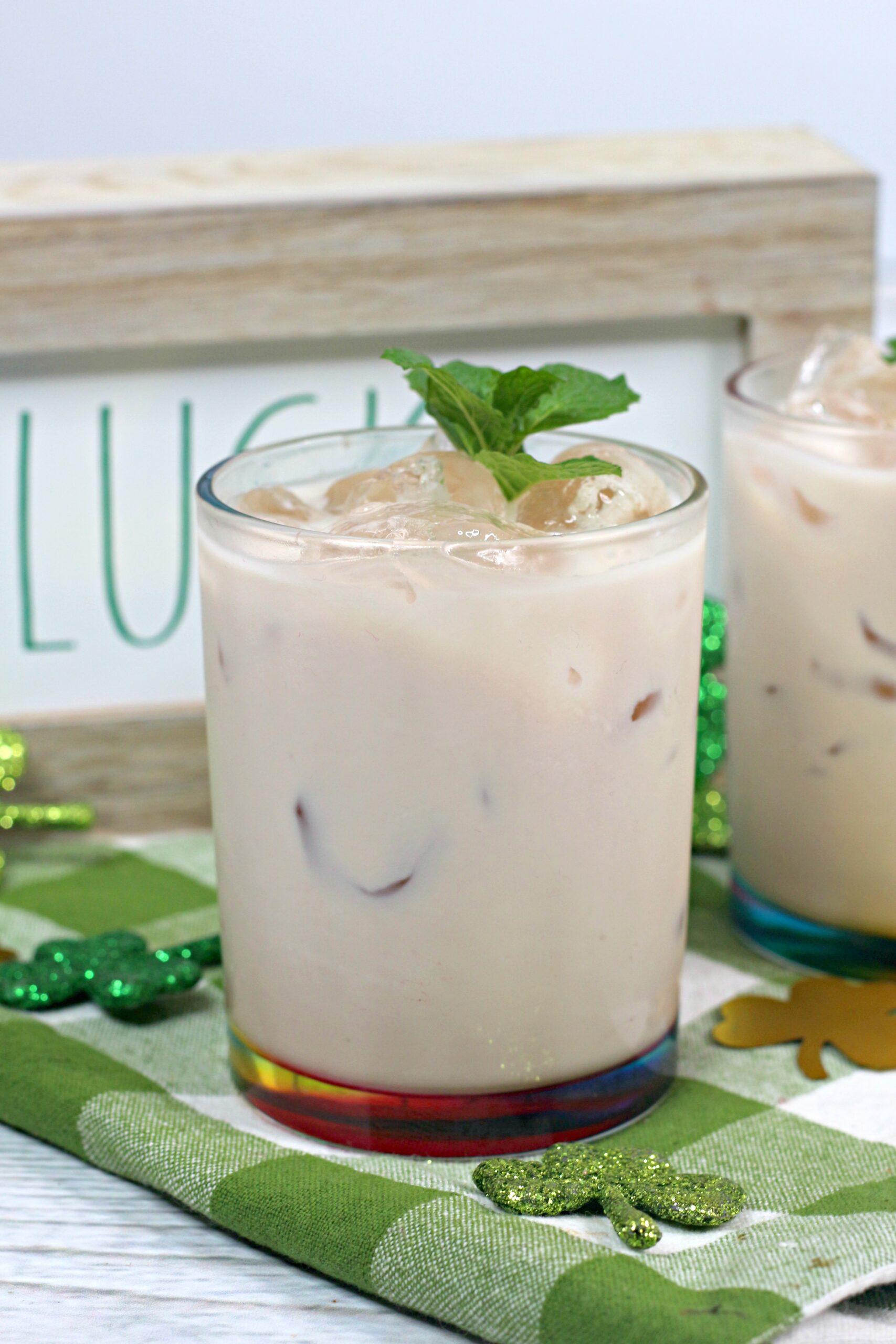Jameson Irish Whiskey Milk Cocktail Recipe