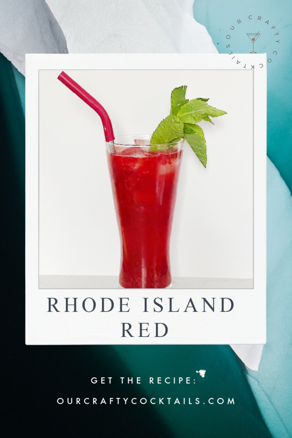 How To Make A Refreshing Rhode Island Red Cocktail