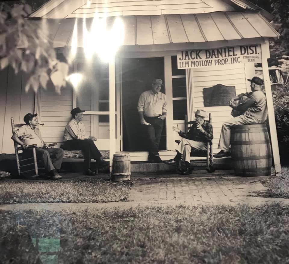 historic photo jack daniels