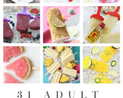 adult popsicles collage