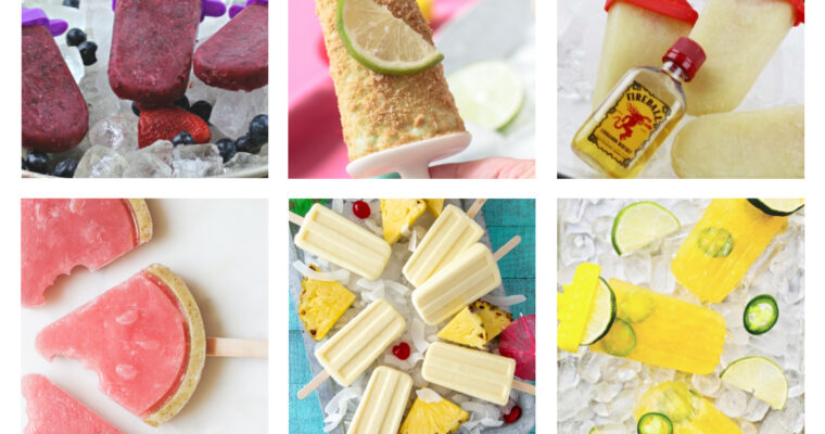 31 Of The Best Homemade Adult Popsicle Recipes