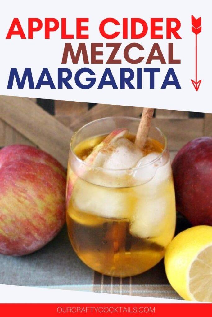 Apple Cider Mezcal Margarita Recipe