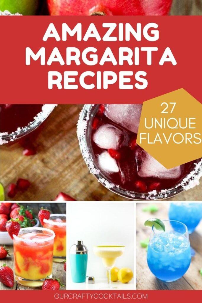 amazing margarita recipes