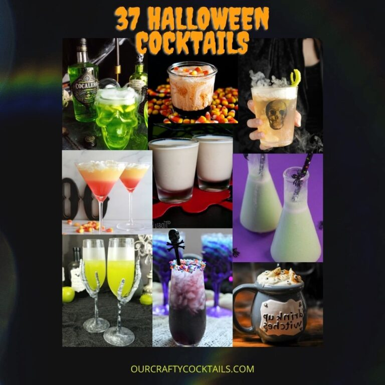 37 Simply Spooktacular And Delicious Halloween Cocktails