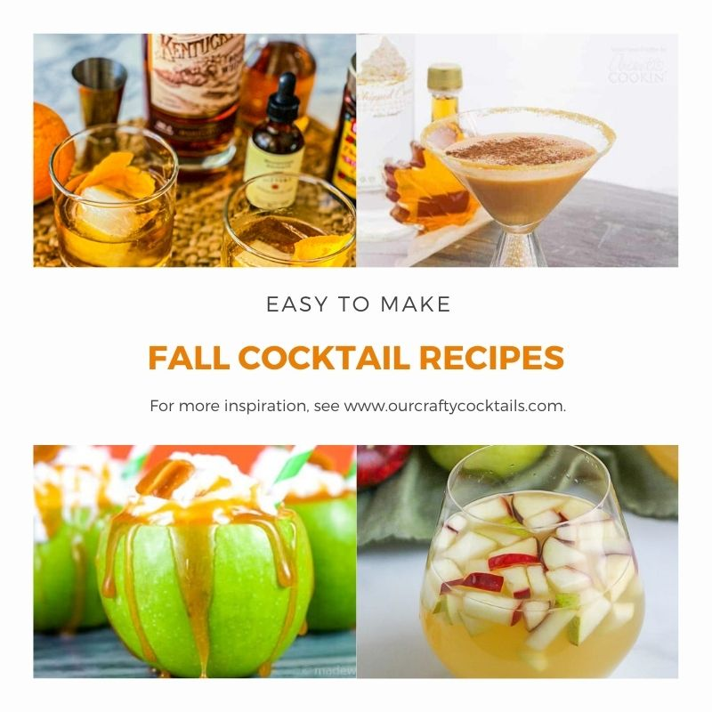 35 festive fall cocktails