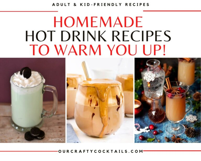 Hot Drink Recipes to Warm You Up This Winter