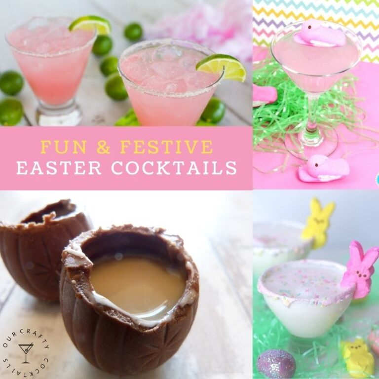 15 Fun and Festive Easter Cocktail Recipes