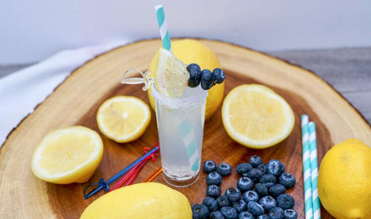 lemonade vodka shooters