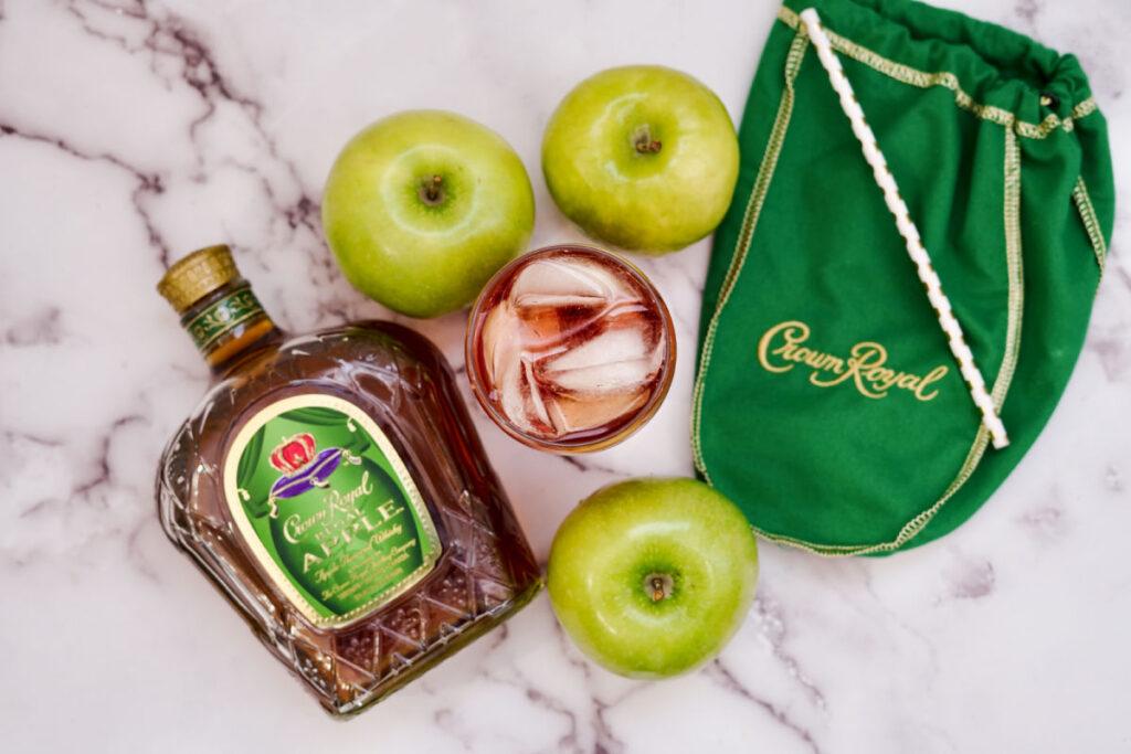 crown royal cranapple drink